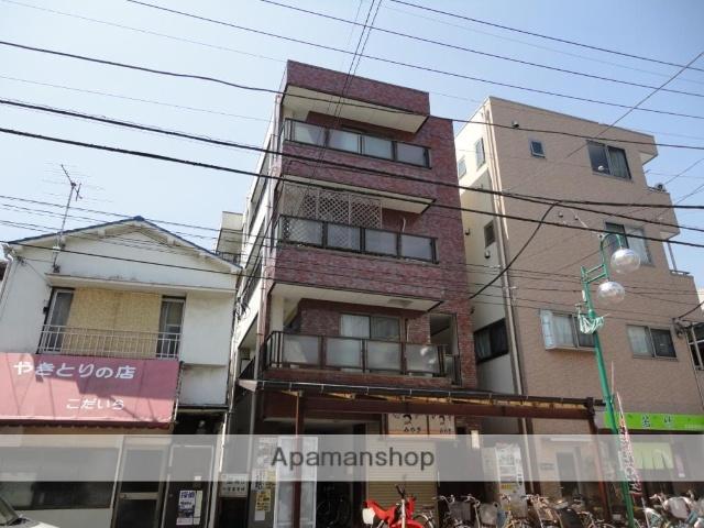 神奈川県横浜市鶴見区、浅野駅徒歩8分の築23年 4階建の賃貸マンション