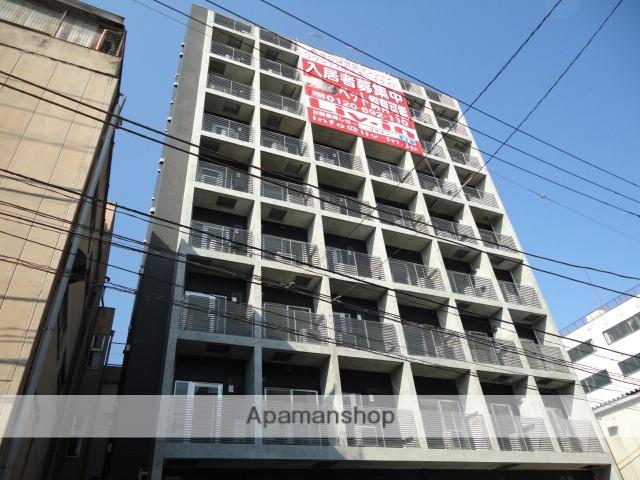神奈川県横浜市神奈川区、東神奈川駅徒歩9分の築6年 10階建の賃貸マンション