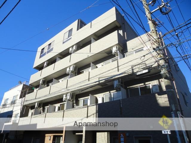 神奈川県横浜市鶴見区、鶴見小野駅徒歩5分の築5年 5階建の賃貸マンション
