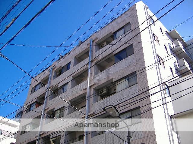 神奈川県横浜市鶴見区、国道駅徒歩5分の築26年 7階建の賃貸マンション