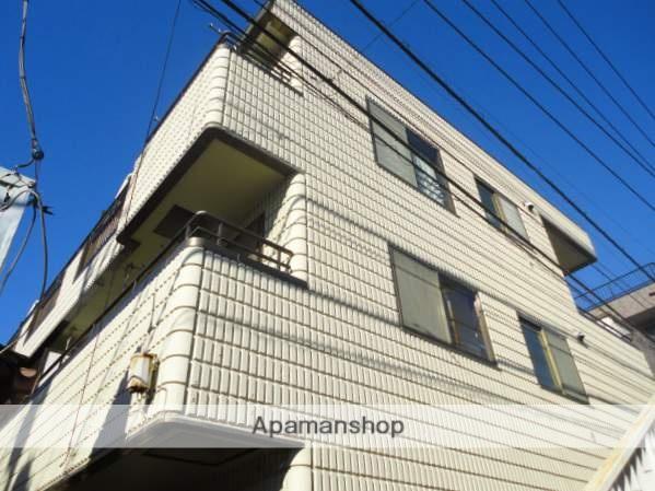 神奈川県横浜市鶴見区、尻手駅徒歩20分の築28年 3階建の賃貸マンション