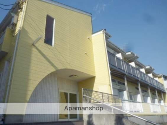 神奈川県横浜市神奈川区、大口駅徒歩13分の築27年 2階建の賃貸アパート