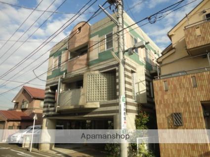 神奈川県横浜市鶴見区、鶴見駅徒歩13分の築16年 3階建の賃貸マンション