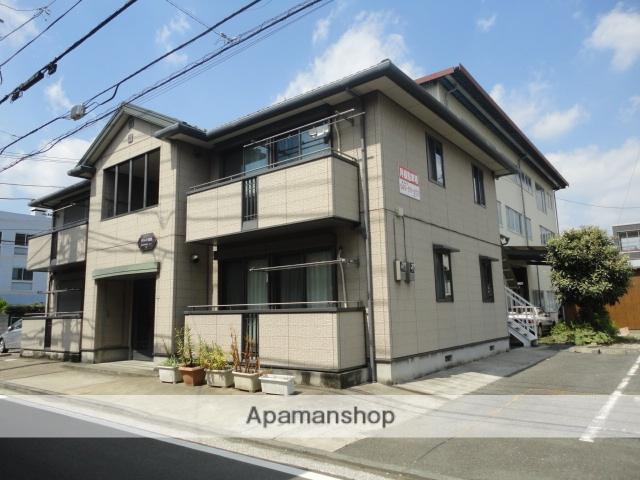 神奈川県横浜市鶴見区、尻手駅徒歩15分の築16年 2階建の賃貸アパート