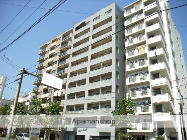 神奈川県横浜市鶴見区、鶴見駅徒歩10分の築24年 11階建の賃貸マンション