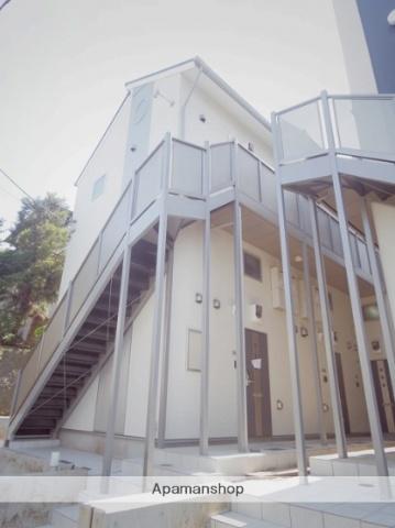 神奈川県横浜市神奈川区、大口駅徒歩12分の築2年 2階建の賃貸アパート