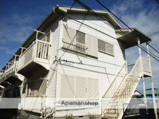 神奈川県横浜市鶴見区、鶴見駅徒歩20分の築24年 2階建の賃貸アパート