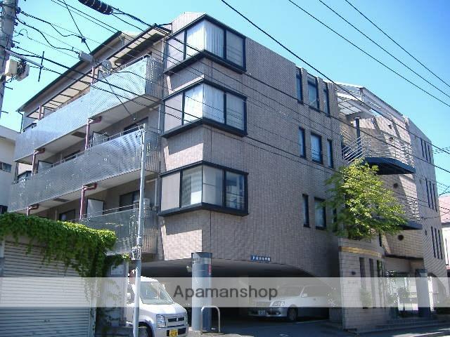 神奈川県横浜市鶴見区、鶴見駅徒歩8分の築25年 4階建の賃貸マンション
