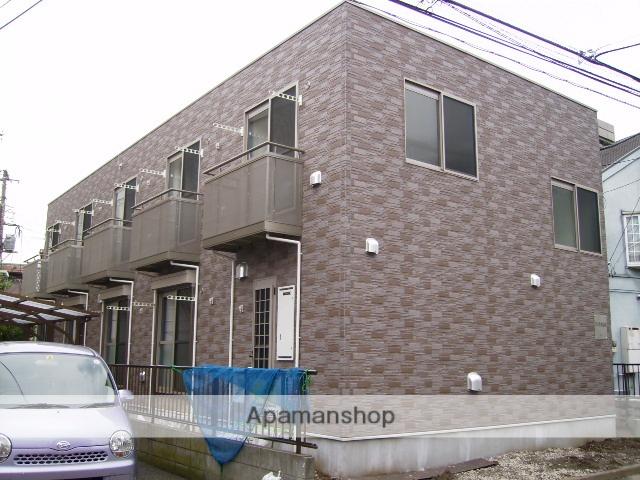神奈川県横浜市鶴見区、尻手駅徒歩18分の築11年 2階建の賃貸アパート