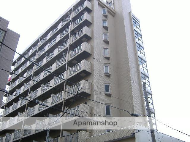 神奈川県横浜市鶴見区、国道駅徒歩7分の築30年 10階建の賃貸マンション