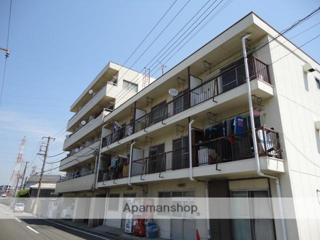 神奈川県横浜市鶴見区、尻手駅徒歩12分の築28年 5階建の賃貸マンション