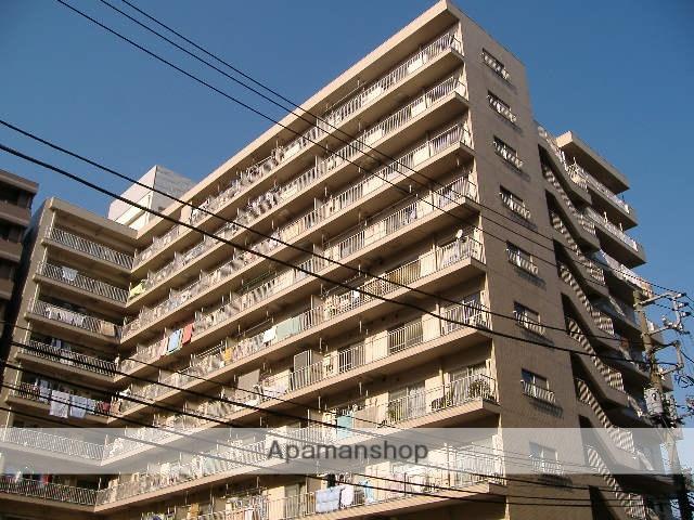 神奈川県横浜市鶴見区、国道駅徒歩16分の築34年 10階建の賃貸マンション