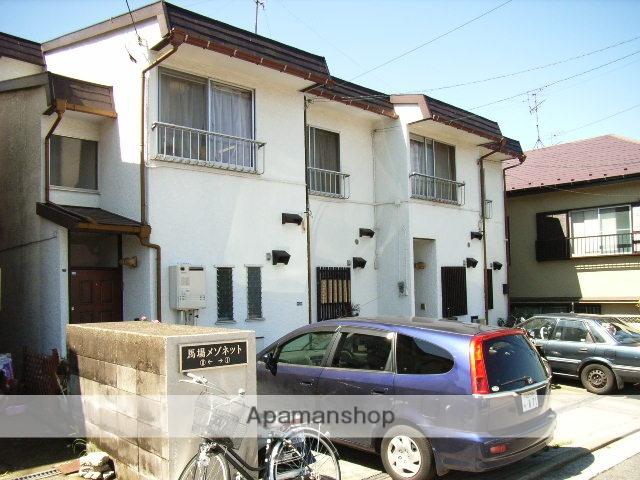 神奈川県横浜市鶴見区、菊名駅徒歩18分の築37年 2階建の賃貸テラスハウス