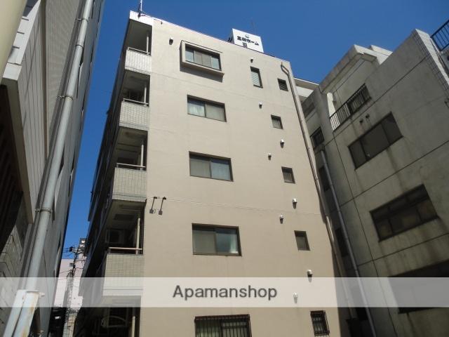 神奈川県横浜市鶴見区、鶴見駅徒歩5分の築20年 5階建の賃貸マンション