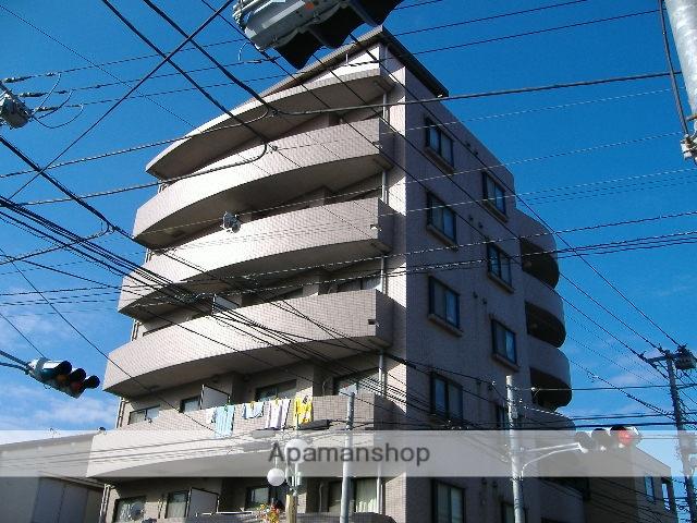 神奈川県川崎市川崎区、川崎駅徒歩16分の築18年 6階建の賃貸マンション