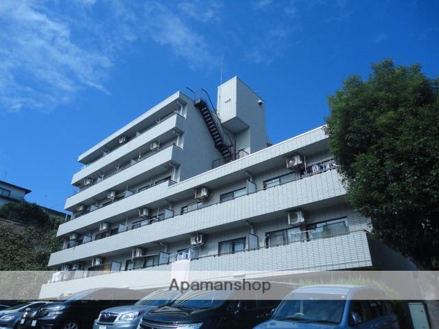 神奈川県横浜市鶴見区、鶴見駅徒歩14分の築28年 6階建の賃貸マンション