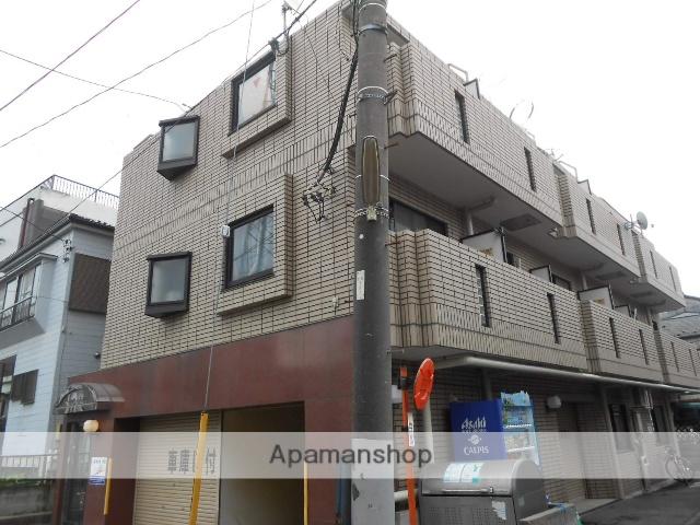 神奈川県横浜市鶴見区、鶴見駅徒歩14分の築25年 4階建の賃貸マンション