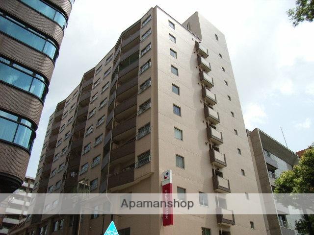 神奈川県横浜市鶴見区、国道駅徒歩10分の築40年 11階建の賃貸マンション