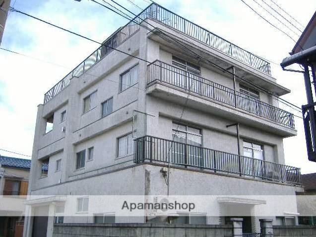 神奈川県横浜市鶴見区、生麦駅徒歩5分の築41年 4階建の賃貸マンション
