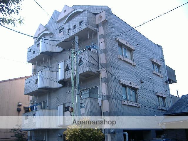 神奈川県横浜市神奈川区、大口駅徒歩8分の築28年 4階建の賃貸マンション