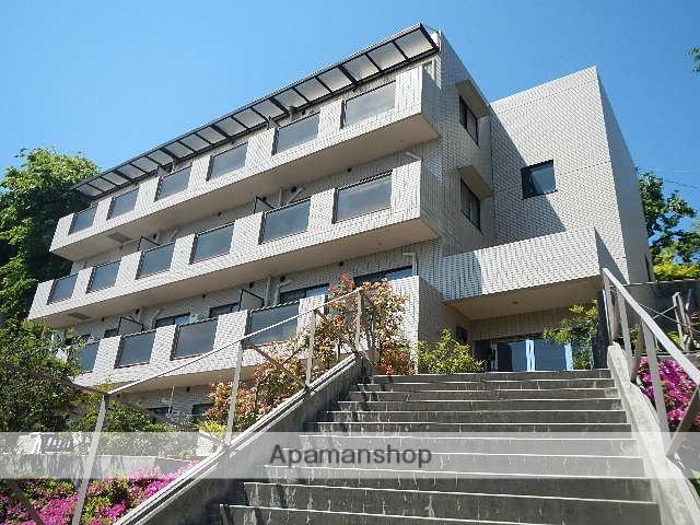 神奈川県横浜市鶴見区、鶴見駅徒歩5分の築22年 4階建の賃貸マンション