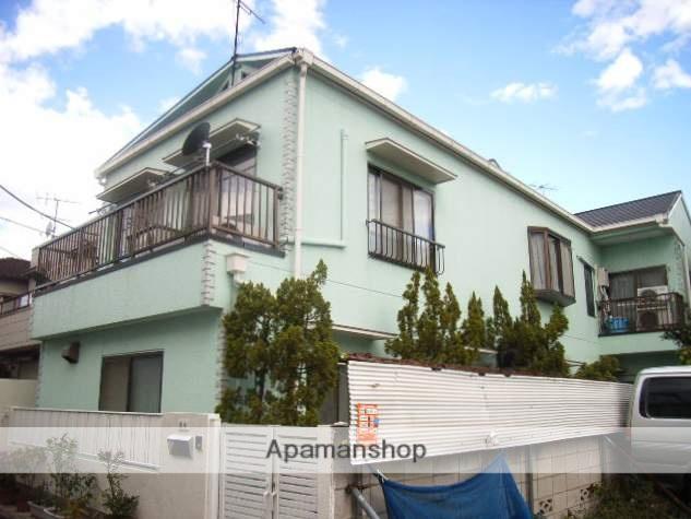 神奈川県横浜市鶴見区、鶴見駅徒歩12分の築27年 2階建の賃貸マンション