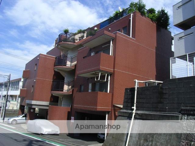 神奈川県横浜市神奈川区、大口駅徒歩10分の築25年 5階建の賃貸マンション