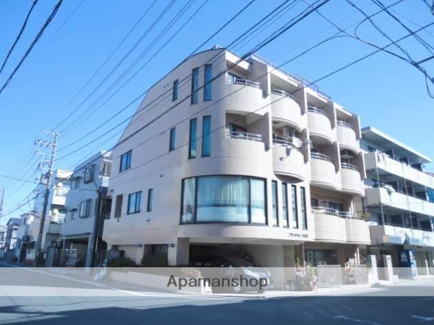 神奈川県横浜市鶴見区、鶴見駅徒歩17分の築23年 4階建の賃貸マンション