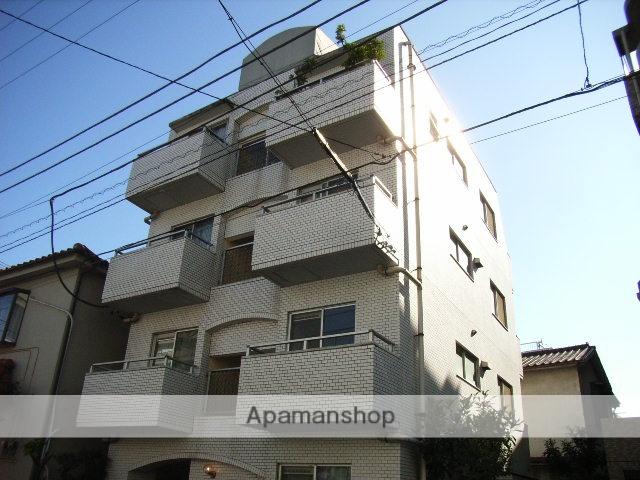 神奈川県川崎市川崎区、川崎駅徒歩20分の築25年 4階建の賃貸マンション