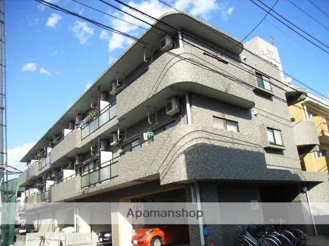 神奈川県横浜市鶴見区、尻手駅徒歩25分の築19年 3階建の賃貸マンション
