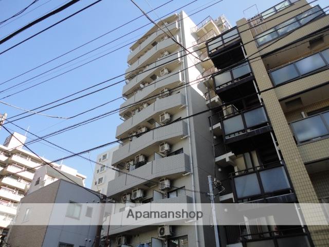 神奈川県横浜市鶴見区、鶴見駅徒歩8分の築23年 10階建の賃貸マンション