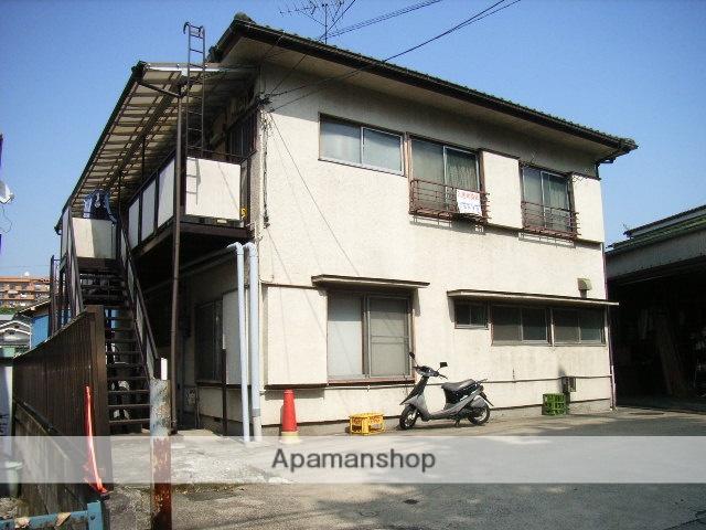 神奈川県横浜市神奈川区、大口駅徒歩16分の築42年 2階建の賃貸アパート