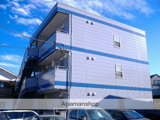 神奈川県横浜市鶴見区、鶴見駅徒歩15分の築12年 3階建の賃貸マンション