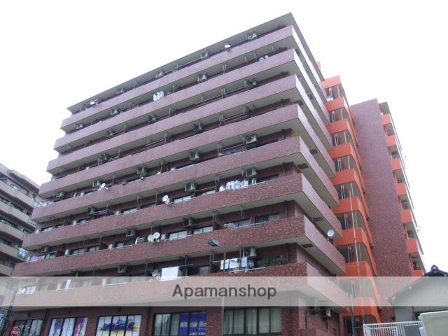 神奈川県横浜市鶴見区、鶴見駅徒歩5分の築31年 10階建の賃貸マンション
