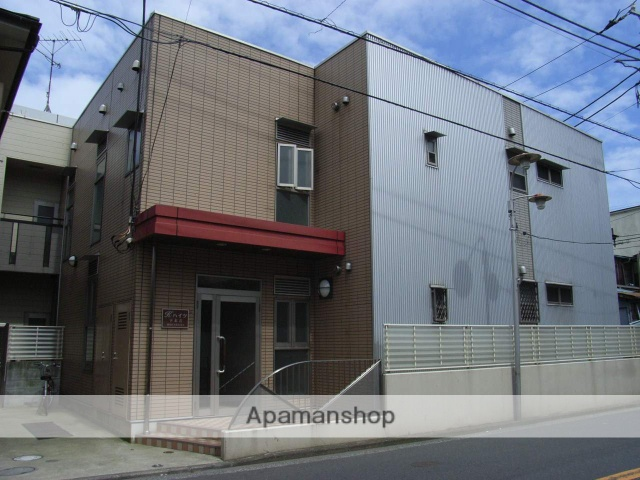 神奈川県横浜市鶴見区、尻手駅徒歩24分の築13年 2階建の賃貸アパート