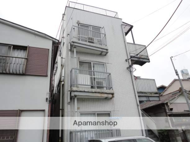 神奈川県横浜市神奈川区、東神奈川駅徒歩7分の築28年 3階建の賃貸マンション