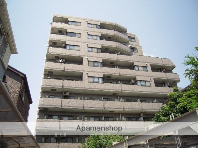 神奈川県横浜市鶴見区、国道駅徒歩12分の築25年 9階建の賃貸マンション