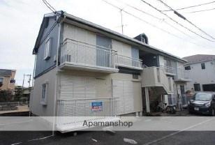 神奈川県茅ヶ崎市、茅ケ崎駅徒歩19分の築26年 2階建の賃貸アパート