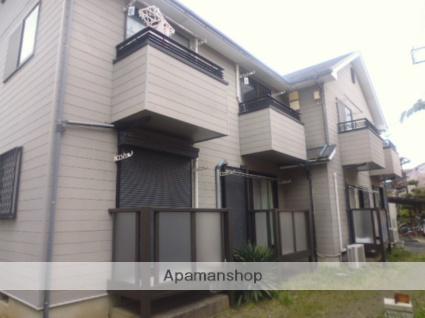 神奈川県茅ヶ崎市、茅ケ崎駅徒歩10分の築21年 2階建の賃貸アパート