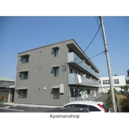 神奈川県高座郡寒川町、寒川駅徒歩13分の築8年 3階建の賃貸マンション