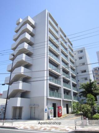 神奈川県茅ヶ崎市、茅ケ崎駅徒歩12分の築10年 9階建の賃貸マンション