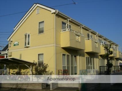 神奈川県茅ヶ崎市、茅ケ崎駅徒歩20分の築15年 2階建の賃貸タウンハウス