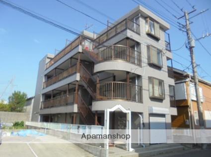 神奈川県平塚市、平塚駅徒歩8分の築23年 4階建の賃貸マンション