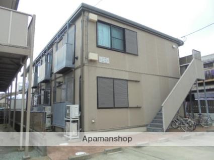 神奈川県平塚市、平塚駅神奈中バス8分南原下車後徒歩3分の築12年 2階建の賃貸アパート