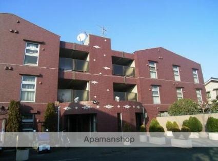 神奈川県茅ヶ崎市、茅ケ崎駅徒歩22分の築27年 3階建の賃貸マンション