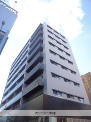 神奈川県茅ヶ崎市、茅ケ崎駅徒歩3分の築3年 9階建の賃貸マンション