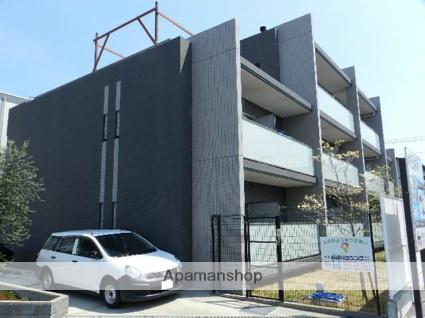 神奈川県茅ヶ崎市、茅ケ崎駅徒歩22分の築6年 3階建の賃貸マンション