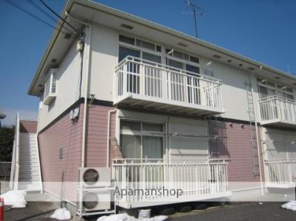 神奈川県茅ヶ崎市、辻堂駅徒歩15分の築23年 2階建の賃貸アパート
