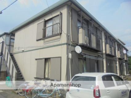 神奈川県平塚市、平塚駅徒歩12分の築23年 2階建の賃貸アパート