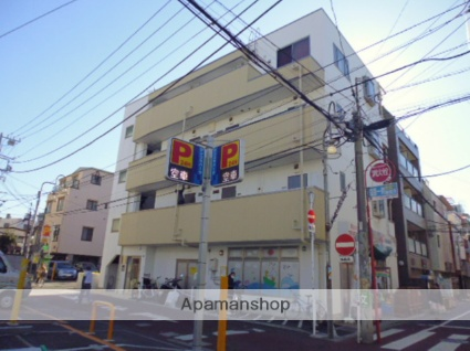 神奈川県茅ヶ崎市、茅ケ崎駅徒歩3分の築6年 4階建の賃貸マンション